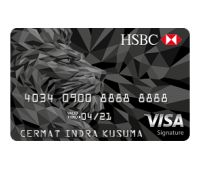 HSBC Visa Signature Card