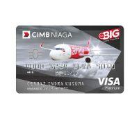 CIMB Niaga Air Asia BIG Card