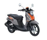 Yamaha Fino Sporty 125 Blue Core