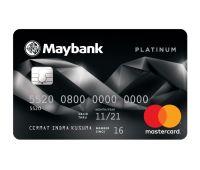 Maybank MasterCard Platinum