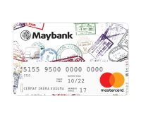 Maybank White Card