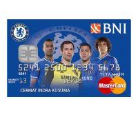BNI Chelsea Credit Card