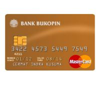 Bukopin Mastercard Gold