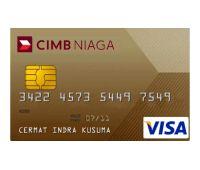 CIMB Niaga Visa Gold