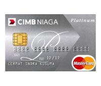 CIMB Niaga MasterCard Platinum