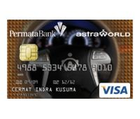 AstraWorld Permata Card Gold