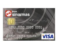 Sinarmas Visa Platinum