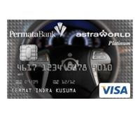 AstraWorld Permata Card Platinum