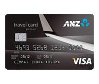 ANZ Travel Visa Platinum