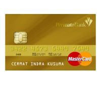 PermataReward Card MasterCard Gold