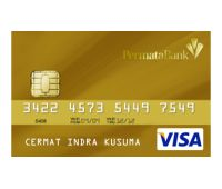 PermataReward Card Visa Gold