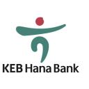 KEB Hana Bank logo