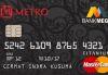 Metro Mega Card