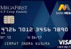 Mega First Infinite Credit Card