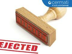16 Alasan Kenapa Pengajuan KTA, KPR, dan Kartu Kredit Ditolak