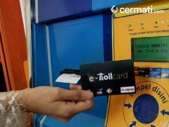 Bayar Tol Wajib Gunakan E-Money Berlaku Oktober 2017