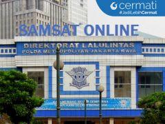 Ada Samsat Online, Bayar Pajak Motor Semakin Mudah