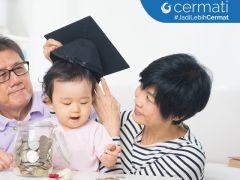 Khusus Para Orangtua, Siapkan Dana Pendidikan Anak melalui Asuransi Pendidikan