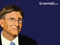 Ketahui Rahasia Sukses dan Kaya Ala Bill Gates
