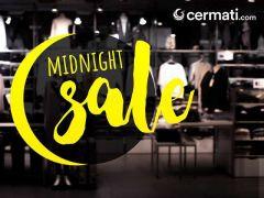 Tips Hemat Belanja Saat Midnight Sale