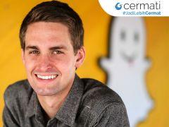 Di Balik Suksesnya CEO Snapchat, Apa Rahasianya?