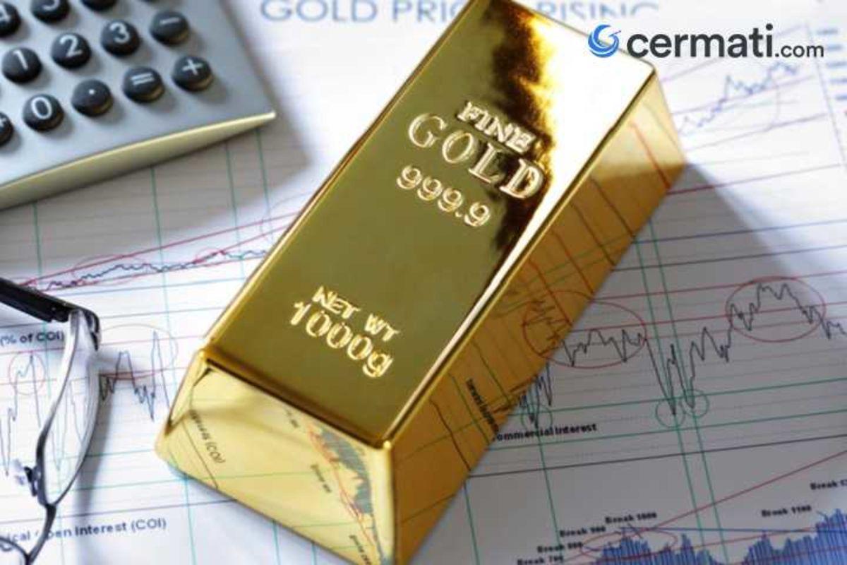 Mengenal Lebih Dalam Cara Investasi Emas Di Pegadaian Cermati Com