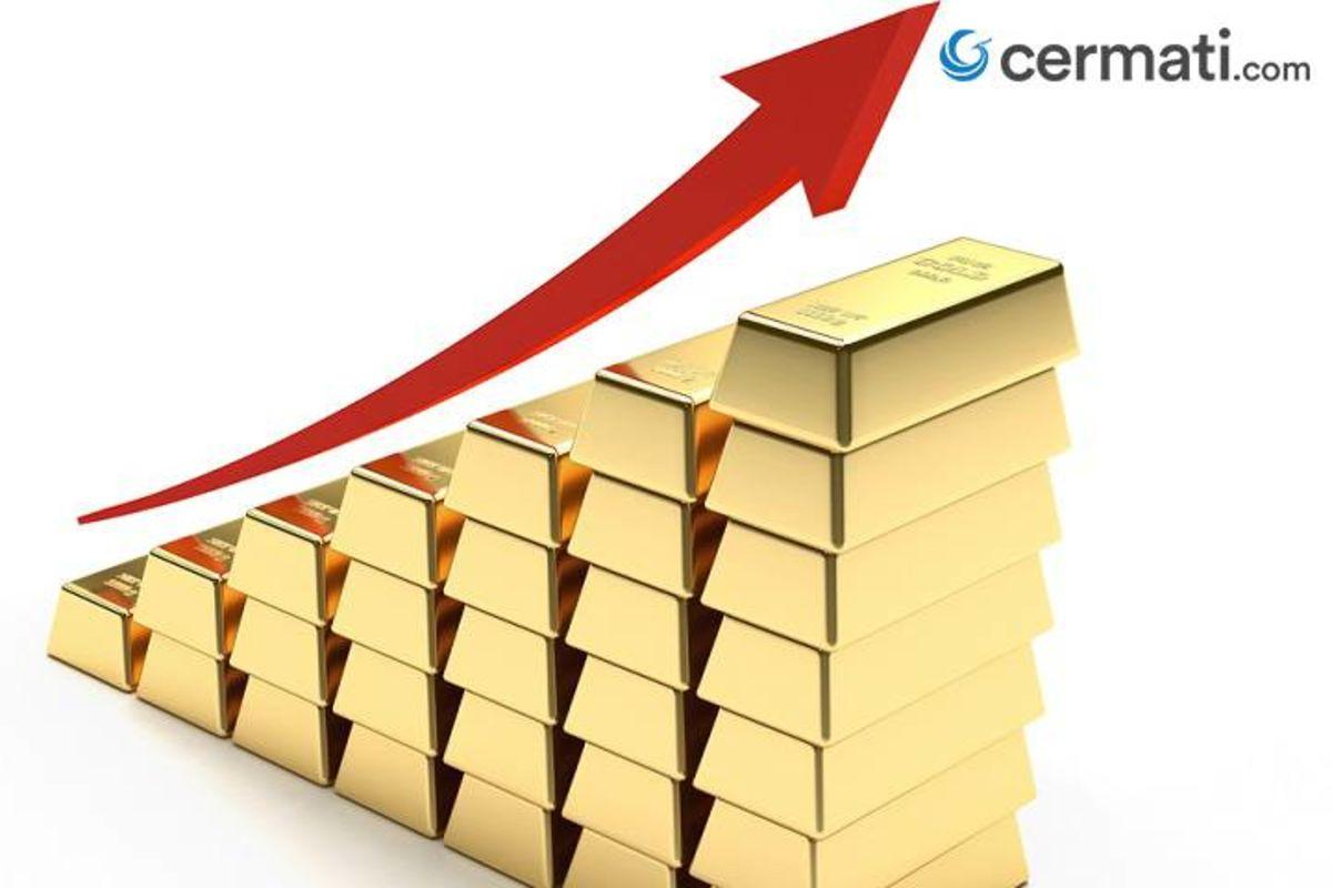 Investasi Emas Paling Top Saat Situasi Genting Ini Buktinya Cermati Com