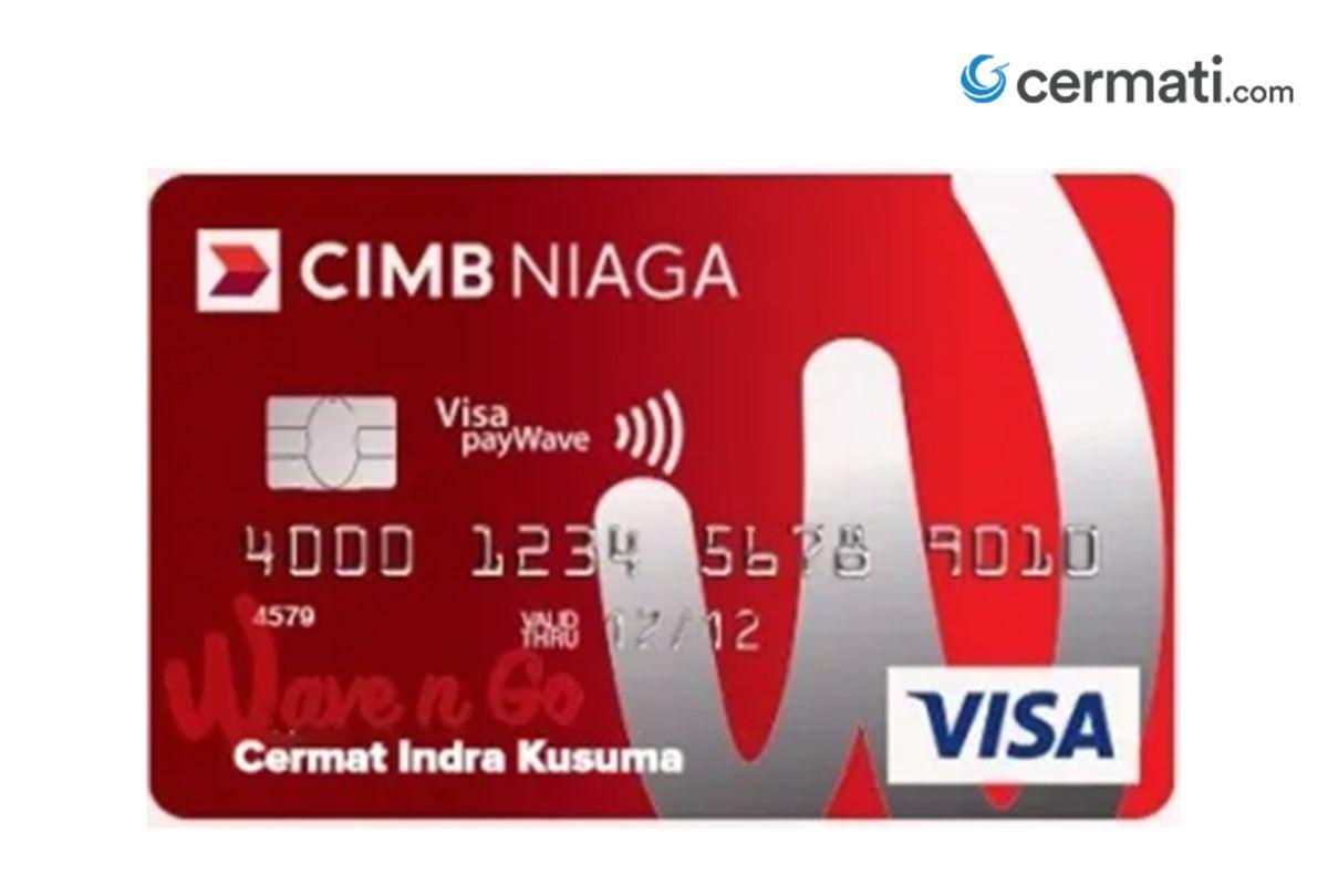 Review Kartu Kredit Cimb Niaga Wave N Go Cermati Com