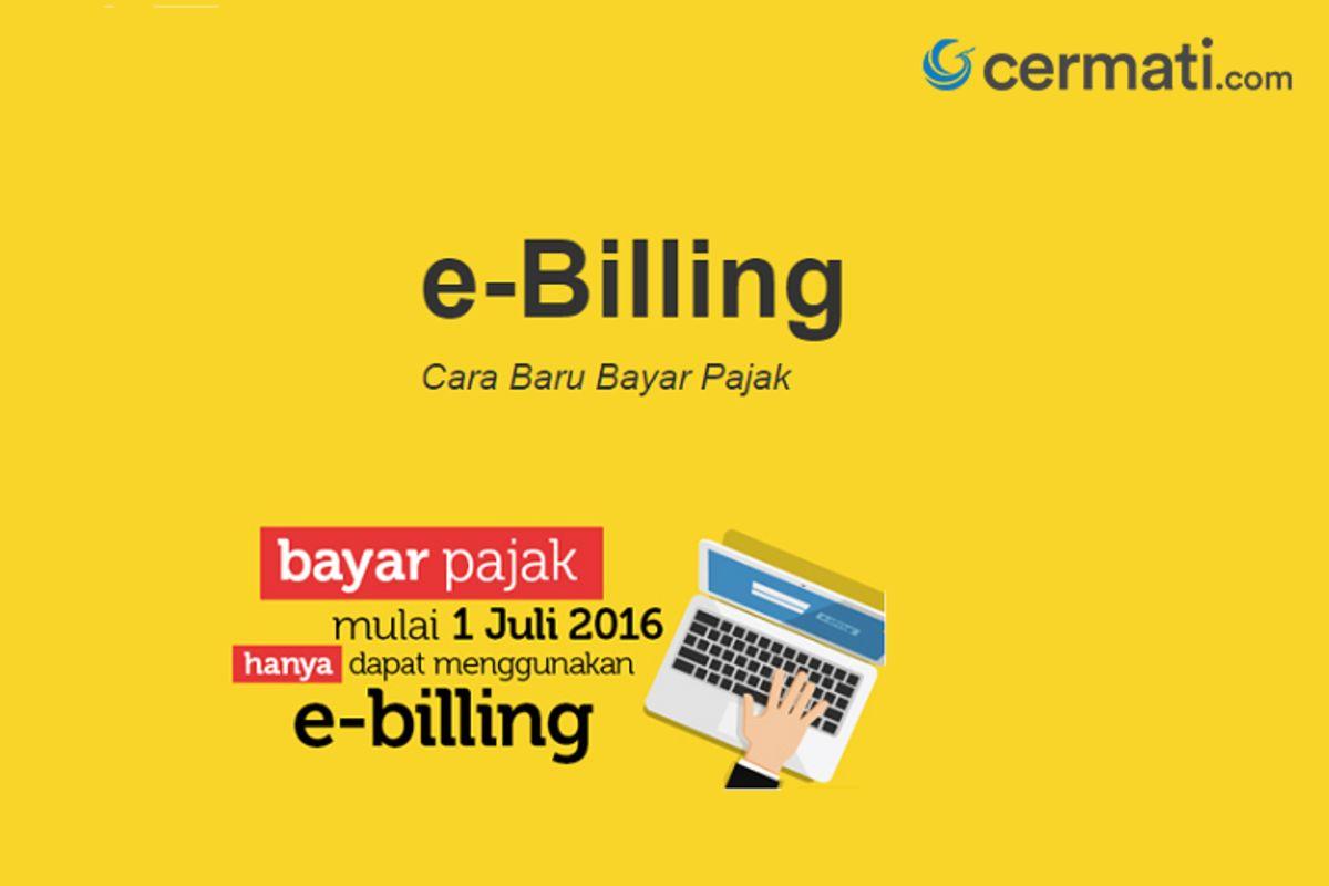 Begini Cara Buat E Billing Pajak Lewat Djp Online Cermati Com