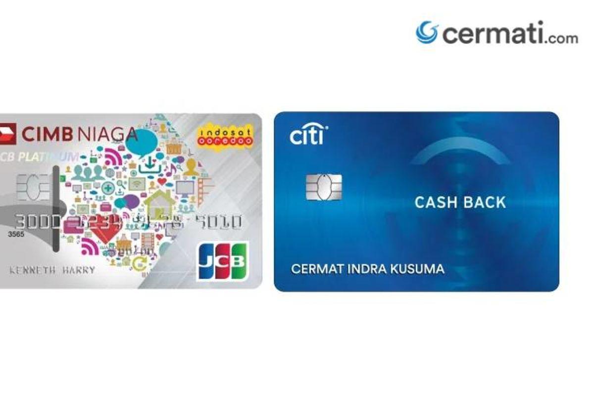 Nikmati Banjir Promo Cashback Dari 10 Kartu Kredit Ini Cermati Com