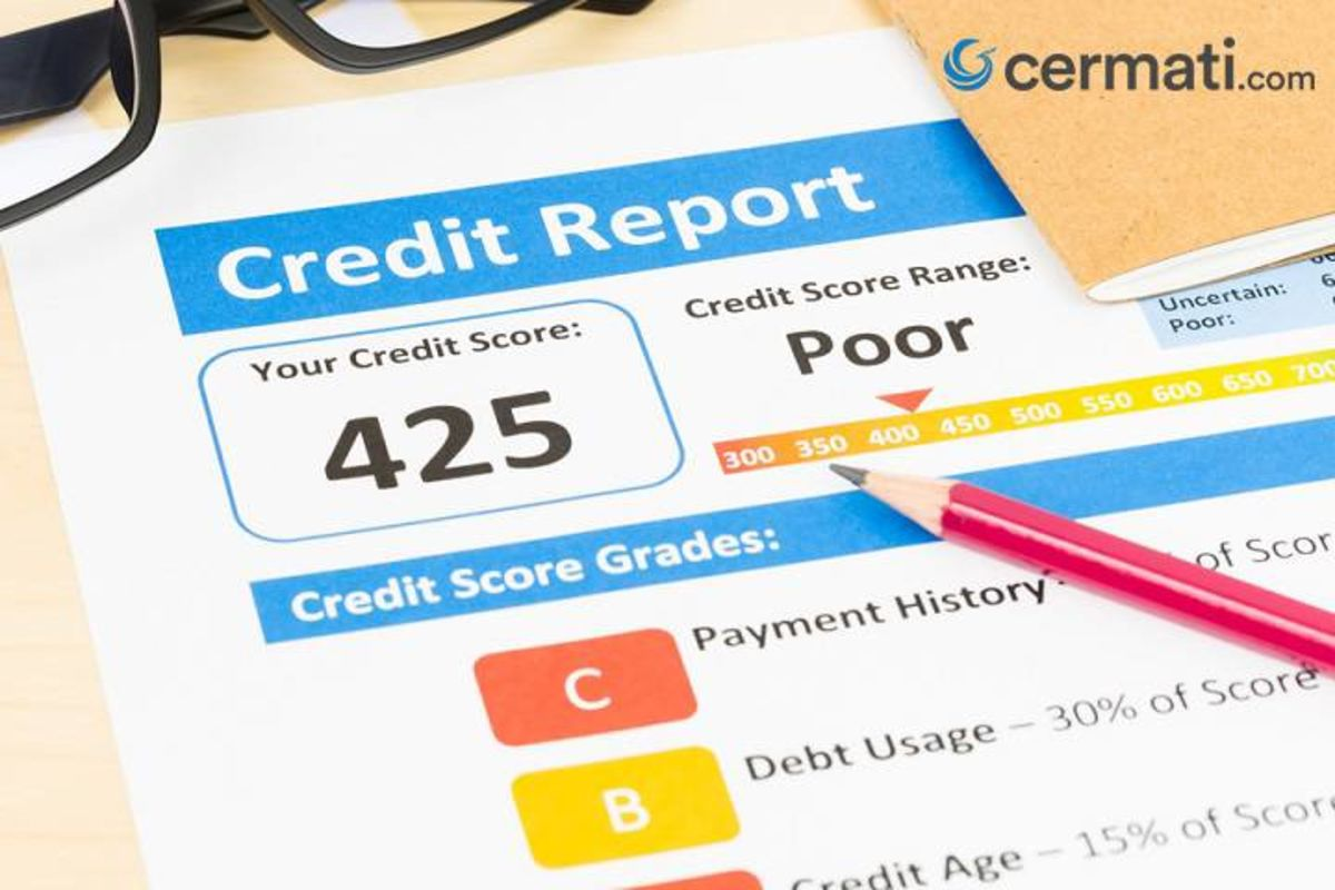 pahami dulu skor kredit agar anda mudah