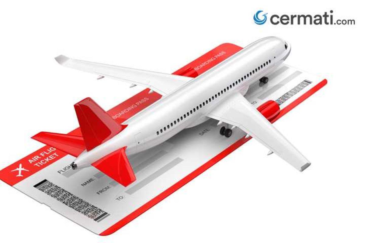 Harga Tiket Pesawat Naik Begini Cara Menyiasatinya Cermati