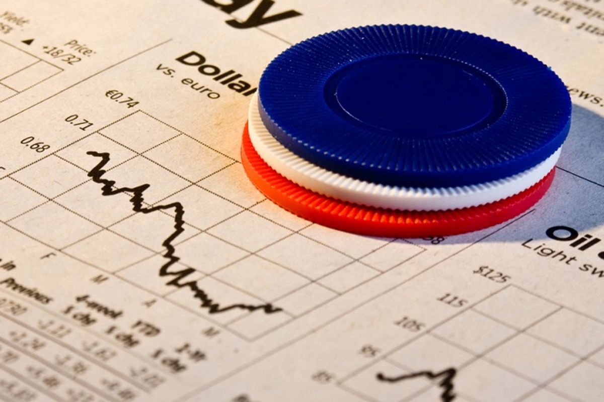 Investor Asing dan Saham Blue Chip