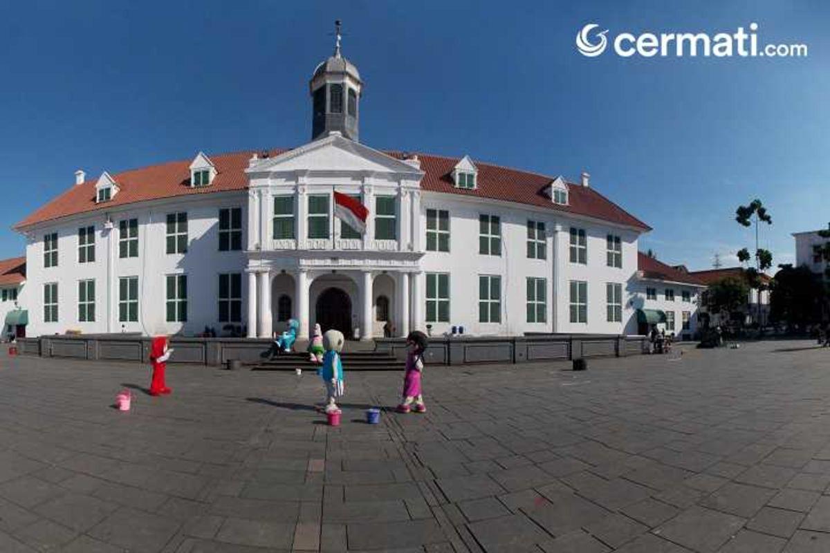 Ini Dia 7 Spot Wisata Kota Tua Jakarta Yang Tidak Boleh