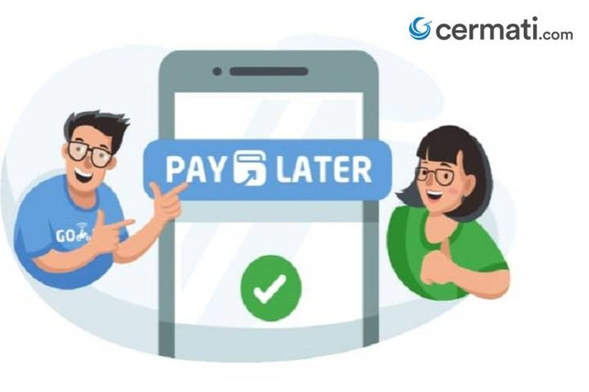 Fitur Paylater Gojek Bikin Transaksi Layanan Gojek Makin Mudah