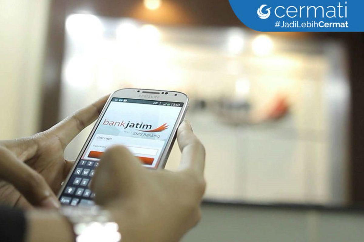 SMS Banking Bank Jatim serta Cara Aktivasi dan