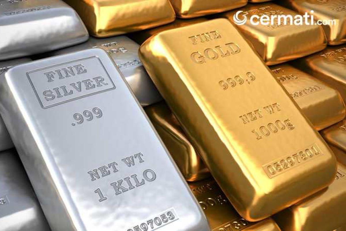 Logam Emas Putih Menguntungkan Untuk Investasi Cermati Com