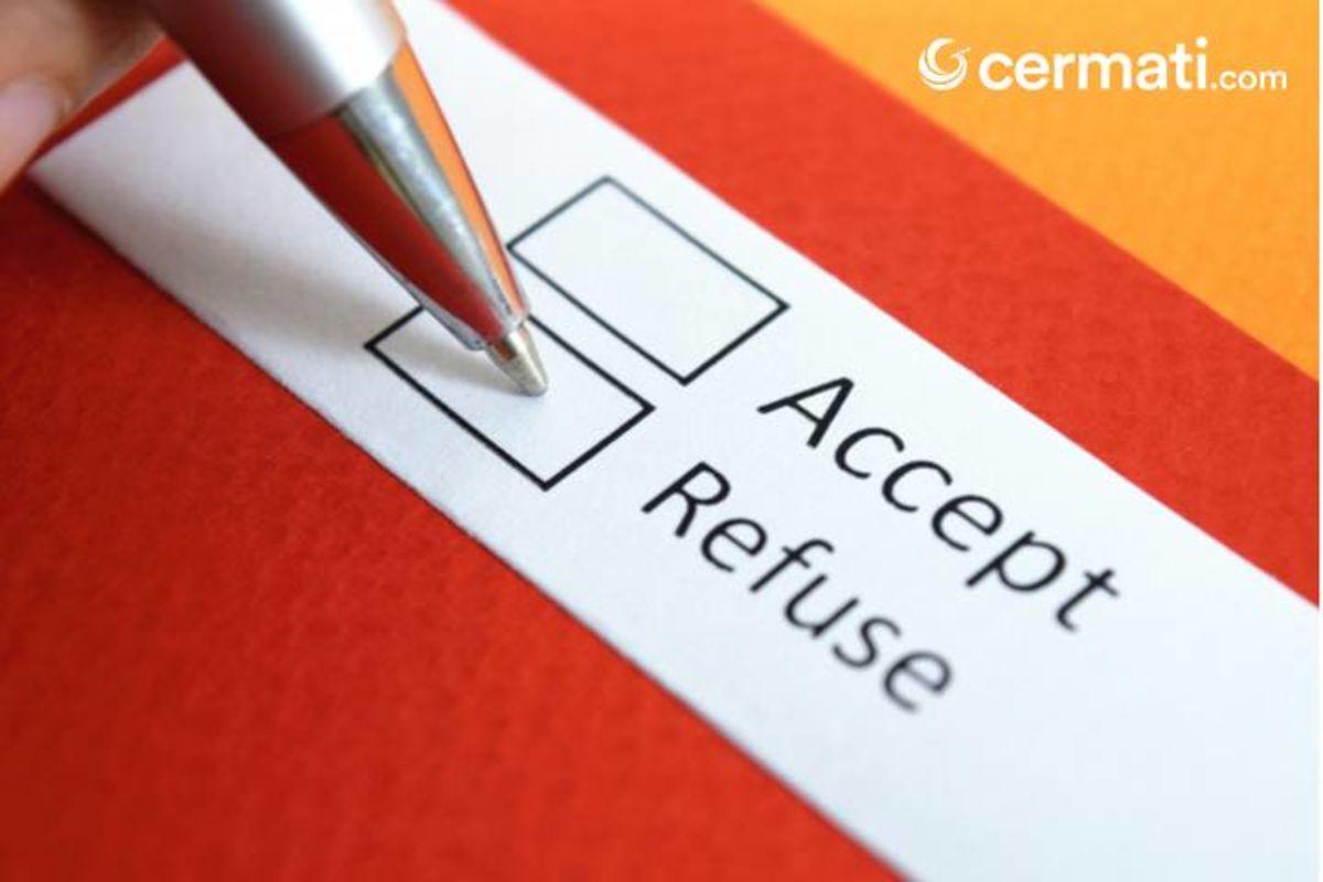 Cara Menolak Tawaran Kerja Dengan Sopan Dan Profesional
