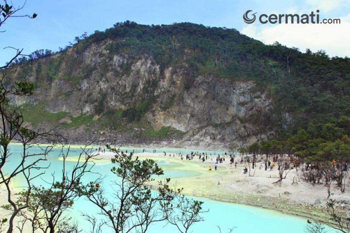 9 Destinasi Wisata Paling Ramai di Daerah Bandung Selatan ...