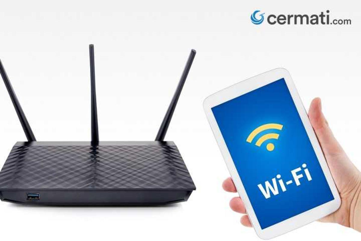 Cara Menguatkan Sinyal WiFi yang Bisa Kamu Coba Sekarang - Cermati