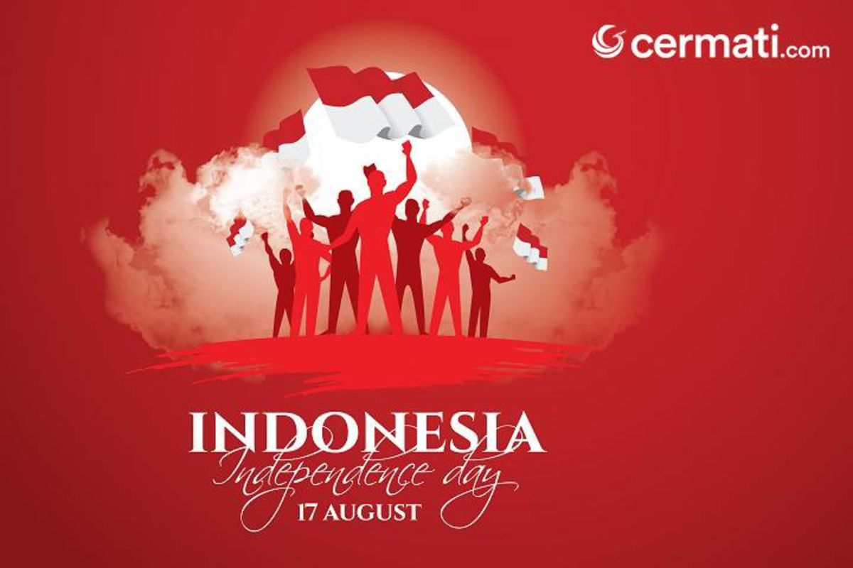 Selain Lomba 17an 4 Hal Ini Juga Erat Dengan Hari Kemerdekaan Indonesia Cermati Com
