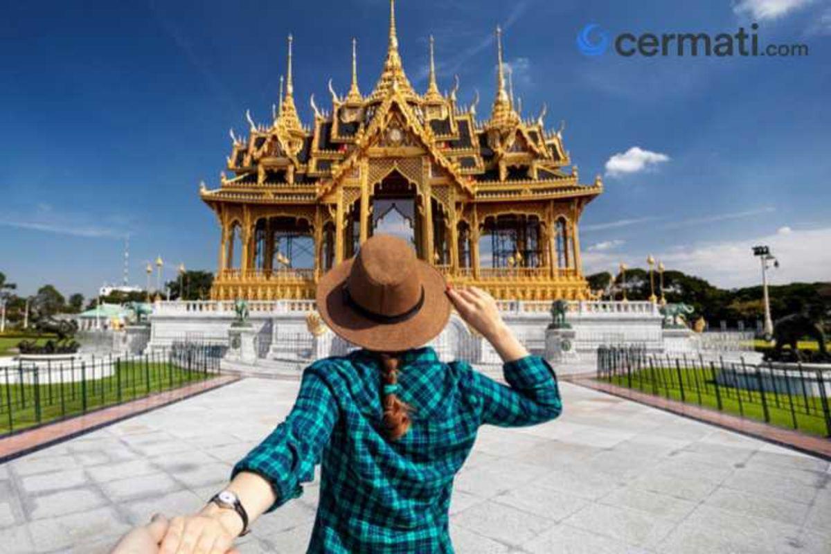 11 Tempat Wisata Seru Di Thailand Yang Wajib Dikunjungi Cermati Com