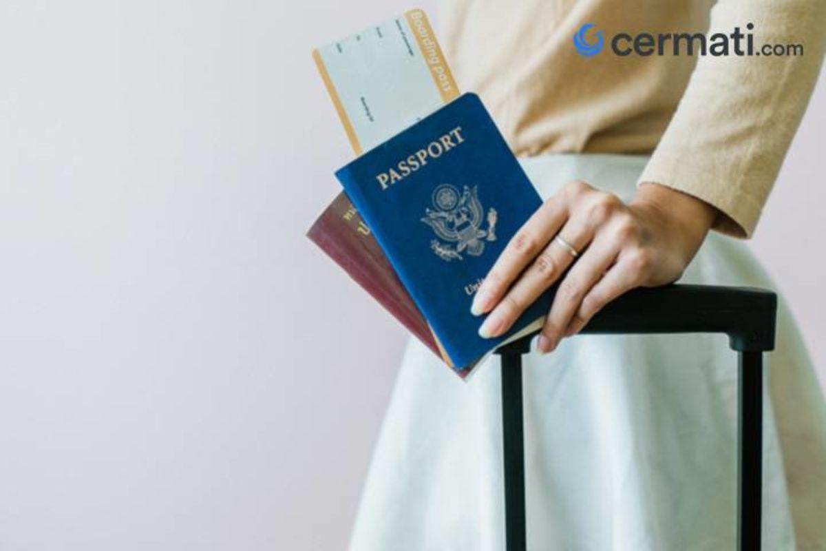 Perpanjangan Paspor Online Makin Mudah Lakukan Cara Ini