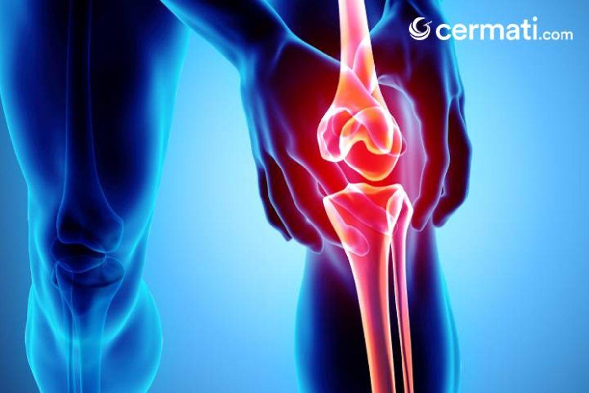Jangan Panik Jika Cedera Lutut Lakukan Ini Biar Cepat Sembuh Cermati Com