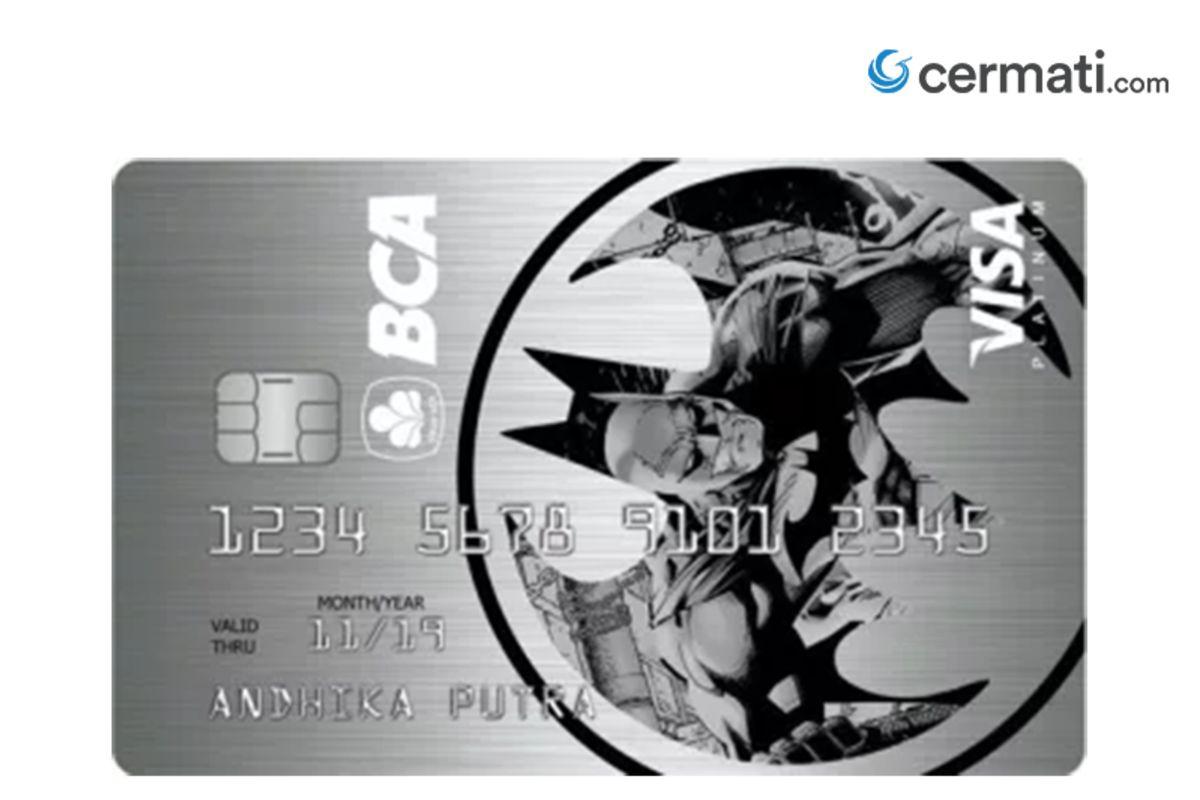 Review Kartu Kredit Bca Visa Batman Cermati Com