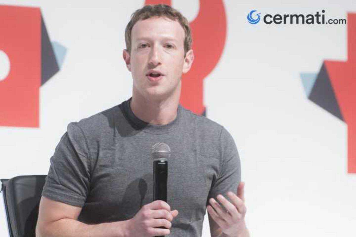 Quotes Sukses Bos Besar Facebook Mark Zuckerberg Cermati Com