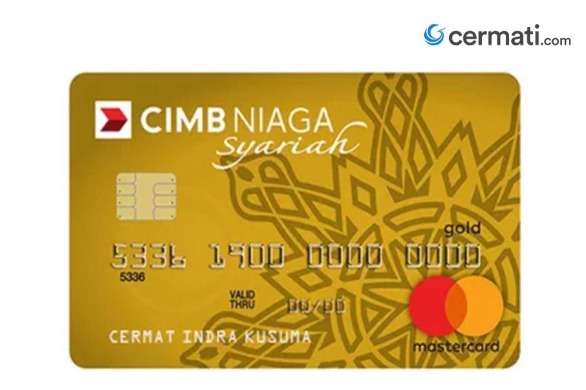 Review Kartu Kredit Cimb Niaga Syariah Gold Mastercard Cermati Com