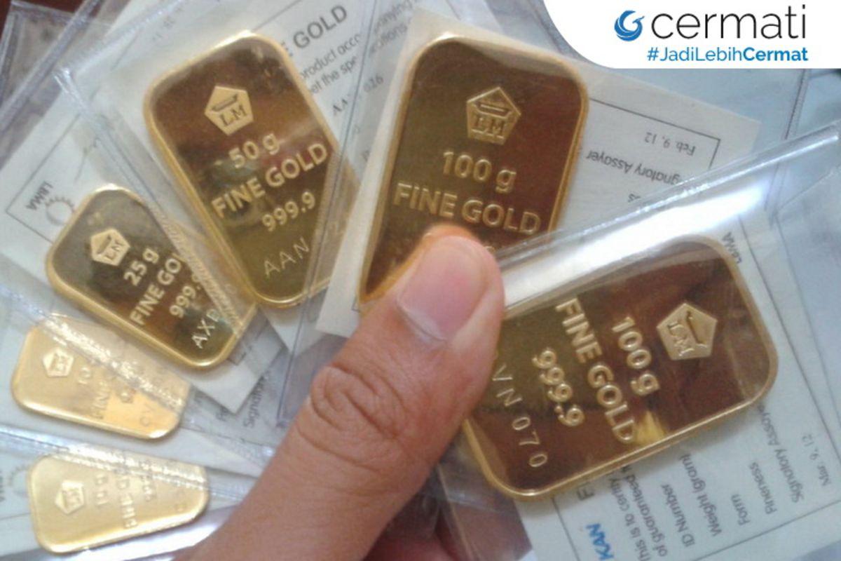 7 Tempat Jual Beli Emas Yang Paling Aman Cermati