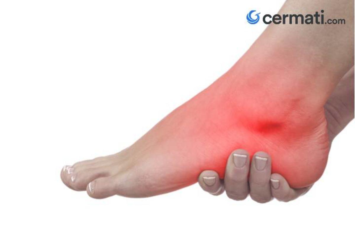 Pergelangan tangan sakit habis jatuh