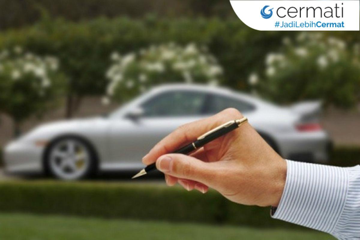 Cara Kredit Mobil Bekas Tanpa Uang Muka Cermati